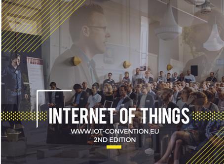 DTplan spreekt op IOT Convention Europe