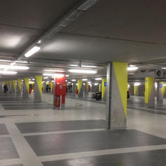 Parking NMBS Roeselare