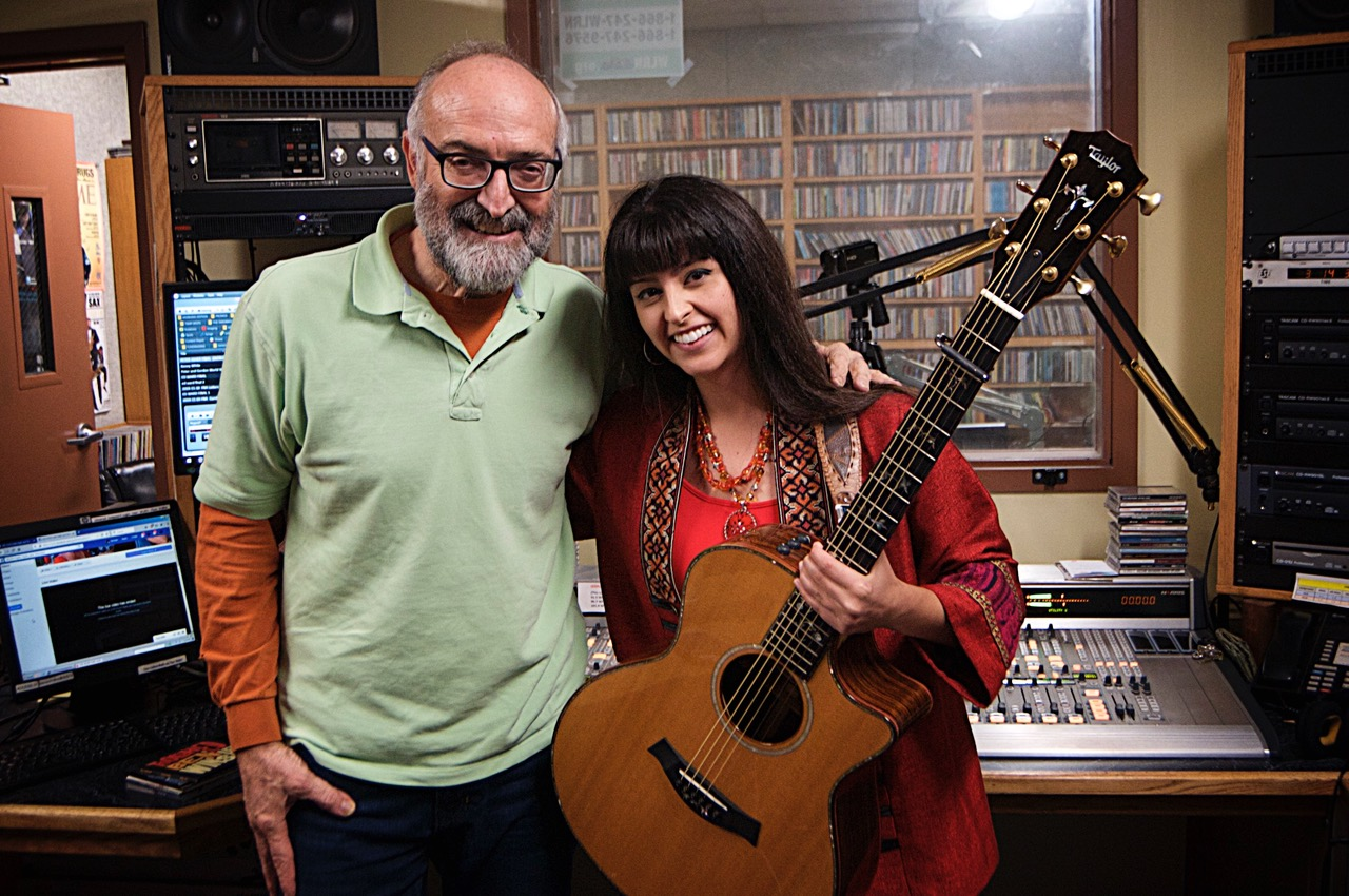 Michael Stock and Nina Ricci