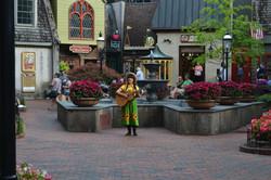 Folk songs in The Village
