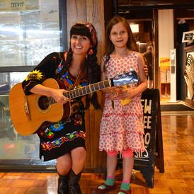 Nina and Sophia