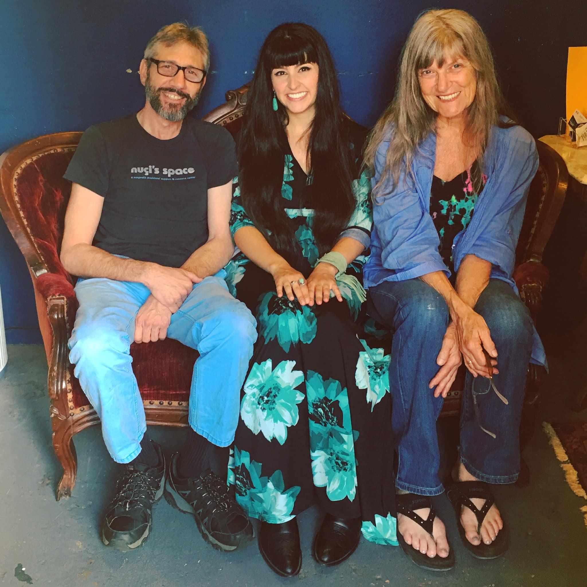 Full Moon Studios with Caroline Aiken an