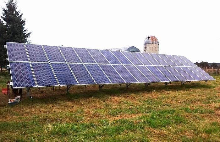 Pillager Minnesota Solar
