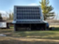 Bemidji Roof solar MN Barn