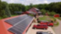 36 kW solar avon MN minnesota