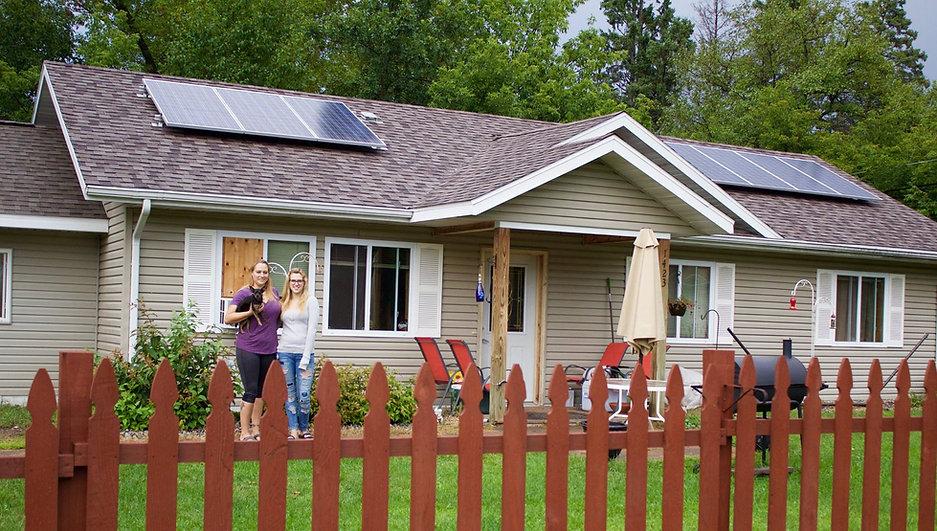 Habitat for Humanity Brainerd Lakes Solar Solar