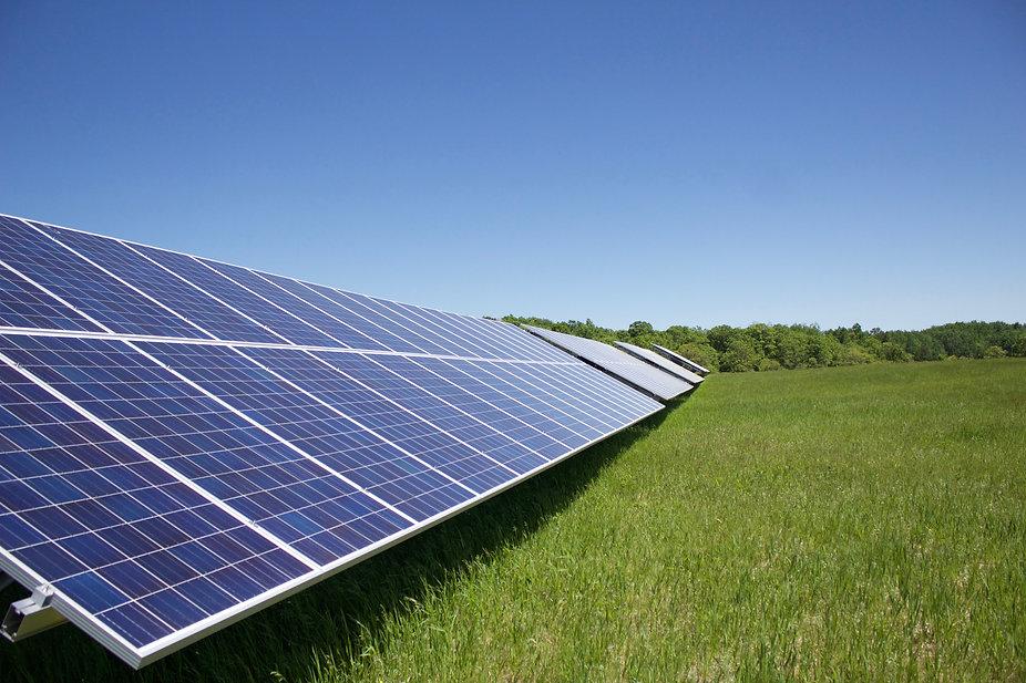 Backus MN Leech Lake Community Solar REAL Solar HQ