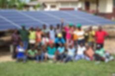 Skip the Grid Solar Africa Liberia