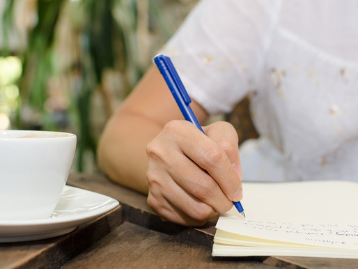 Heal and Grow: The Power of  Journaling