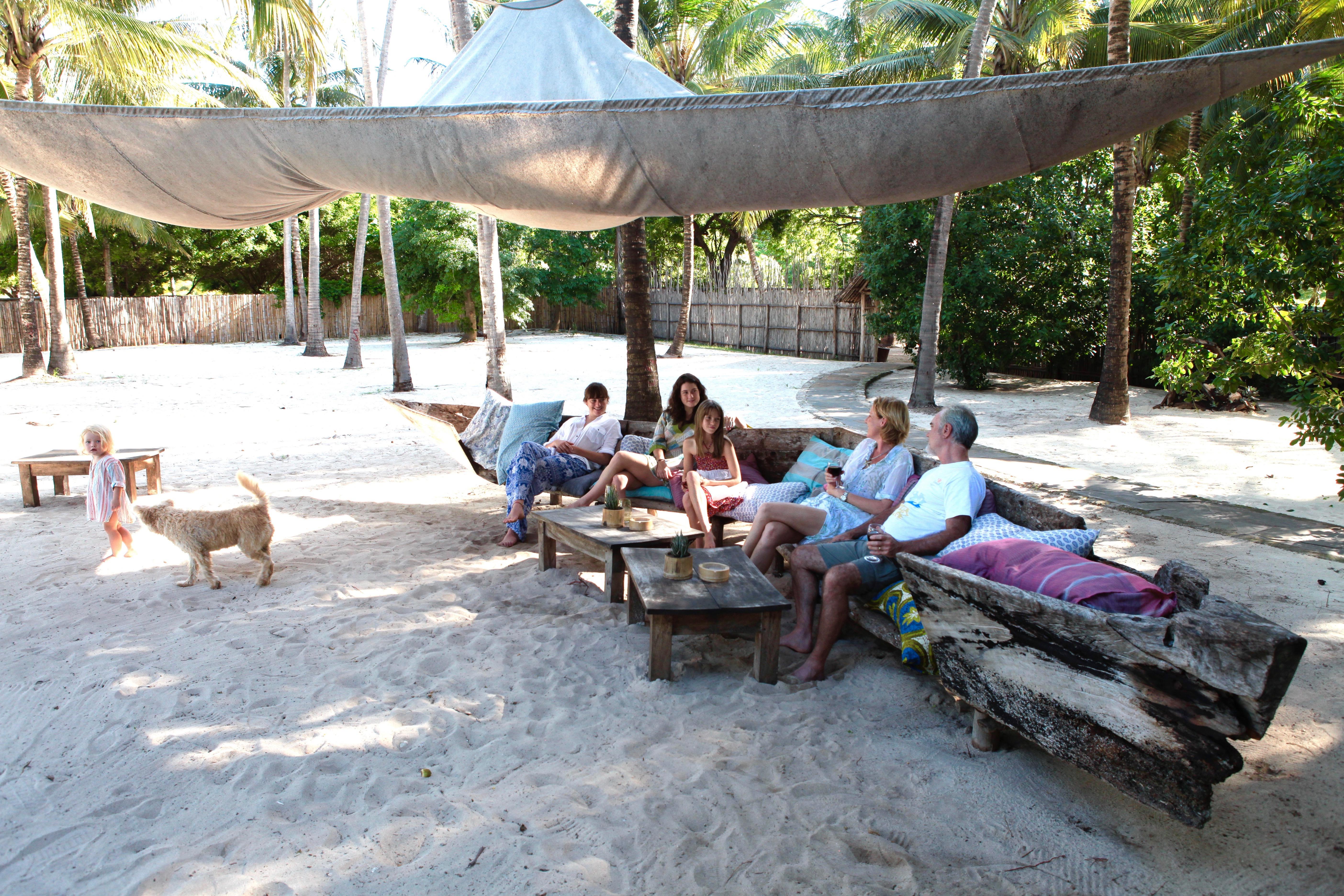 Vipingo Ridge Beach Bar website/social media