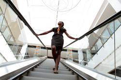 Waterfront Mall social media shoot