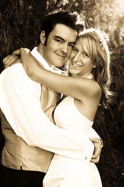 Dan and Petrina - Karen