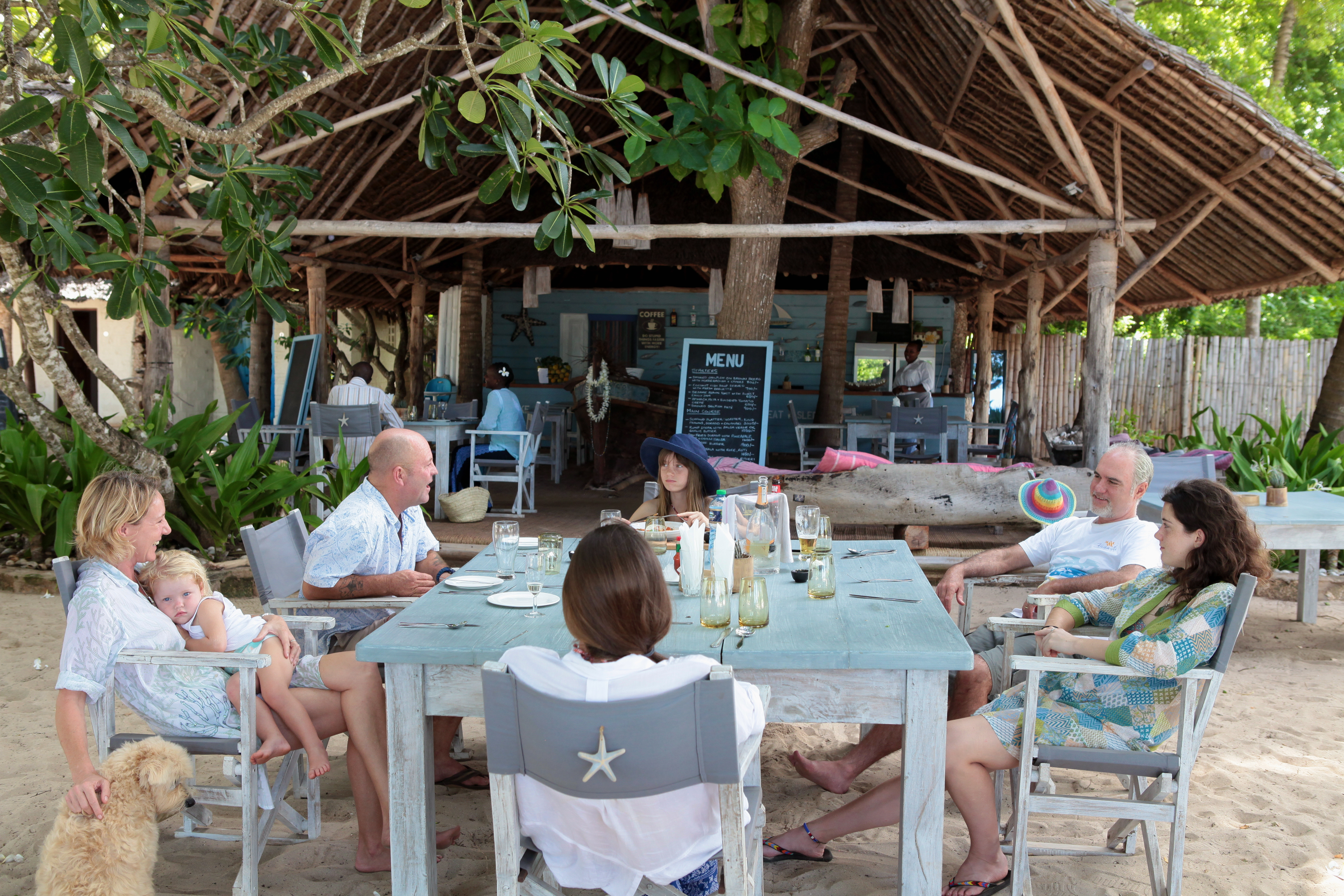 Vipingo Ridge Beach Club marketing pics