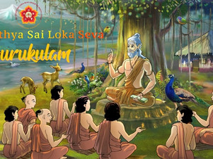 Launch Of Sri Sathya Sai Loka Seva Gurukulam – Sathya Sai Grama, Muddenahalli – May 16, 2020