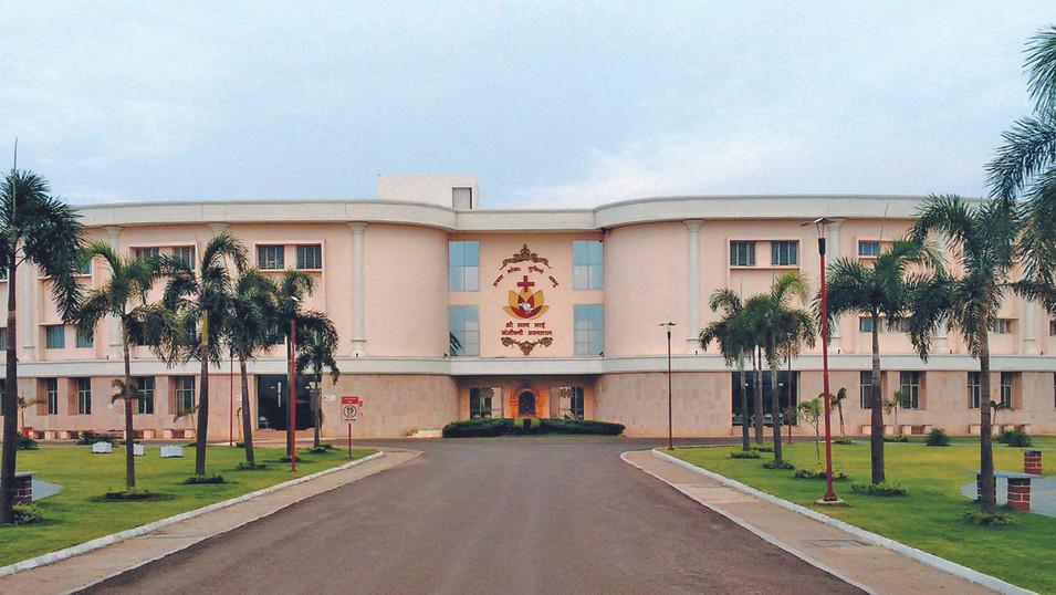 Sri Sathya Sai Sanjeevani Centre for Child Heart Care,  Nava Raipur Atal Nagar, Chhattisgarh