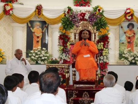 Divine Visit To Sri Sathya Sai Sattwaniketanam, Karwar – March 09, 2020