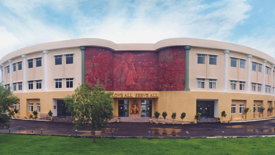 Sri Sathya Sai Sanjeevani Centre for Child Heart Care & Training in Pediatric Cardiac Skills, Kharghar, Navi Mumbai, Maharashtra