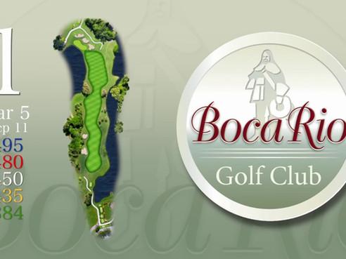 Boca Rio - Hole #1