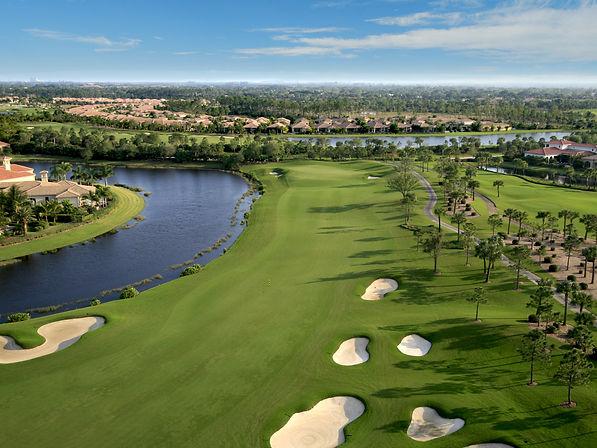 bigstock-Florida-Golf-Course-Flyover-172