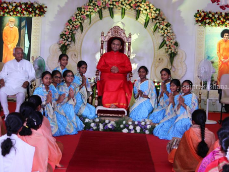 Divine Visit To Sri Sathya Sai Divyaniketanam, Jayapura – March 09 To March 11, 2020