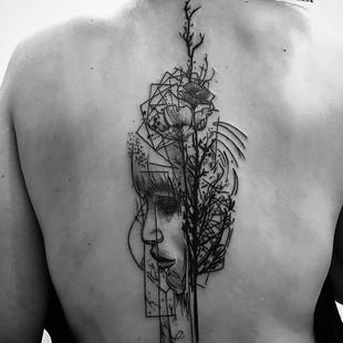 Vitruvius Tattoo