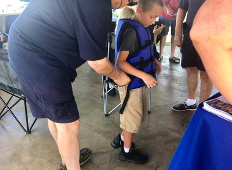 Child Fatality Prevention: Life Jackets for All