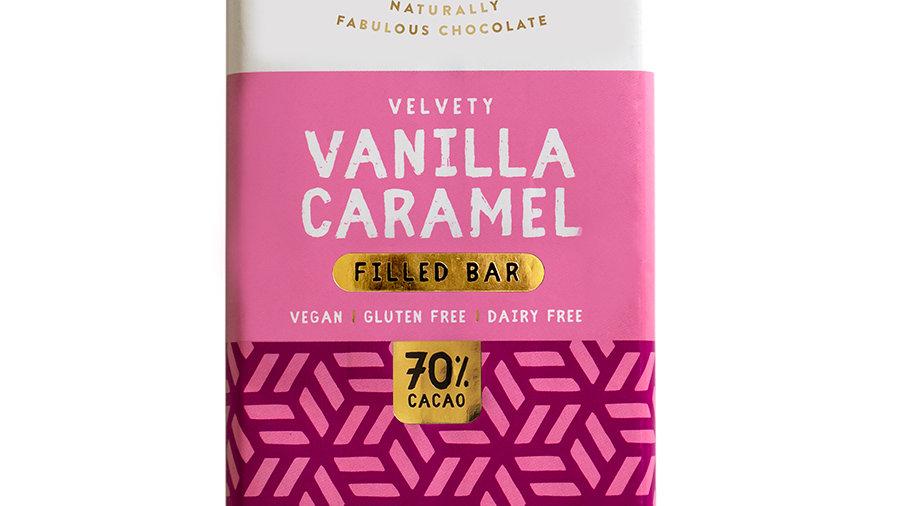 Enjoy Vanilla Caramel Filled Bar