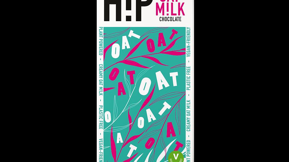 Creamy Original - H!P Oat M!lk Chocolate (70g)