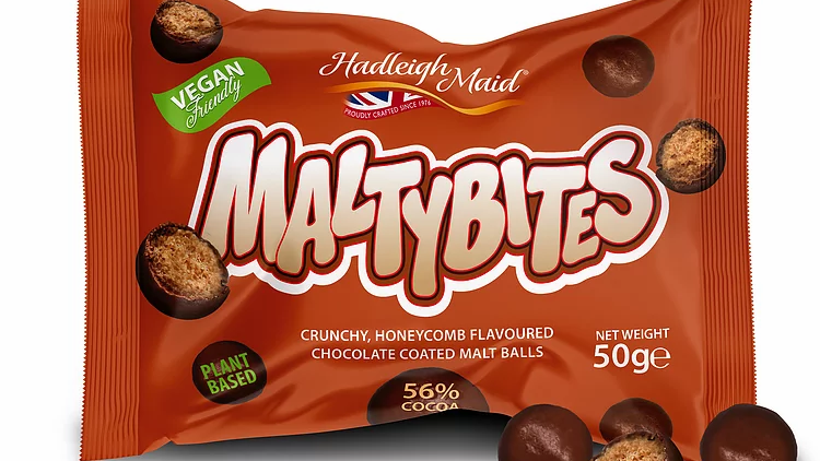 Honeycomb Chocolate Malty Bites (50g)