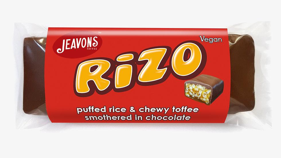 Jeavons Rizo (faux-Toffee Crisp™) (50g)