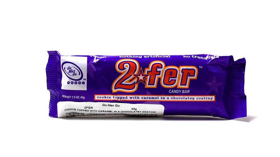 2fer (faux-Twix™) (43g)