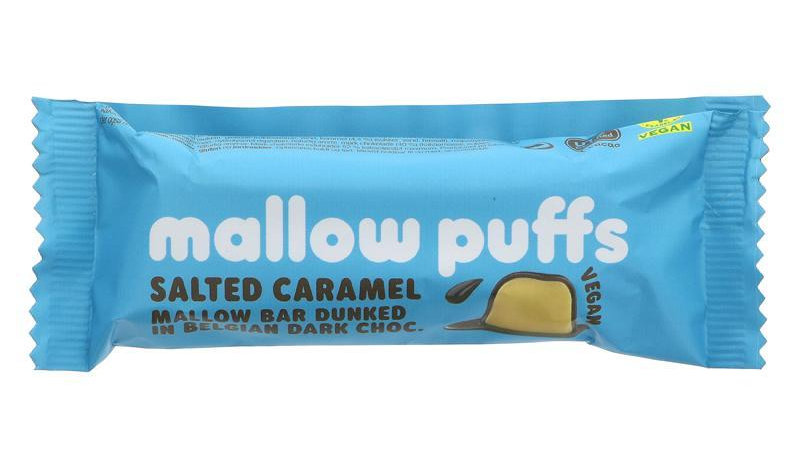 Mallow Puff Salted Caramel Mallow Bar (30g)