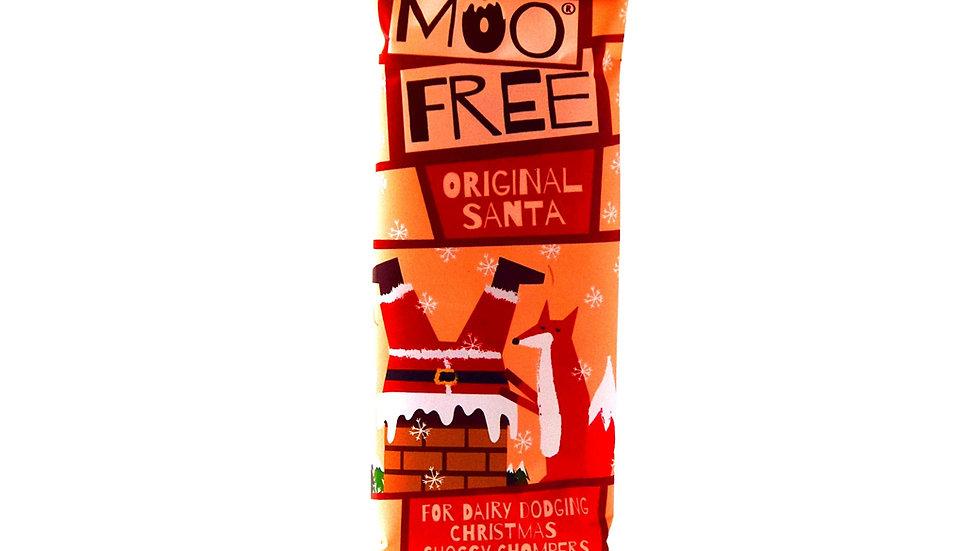 Moo Free Mini Moo Santa Bar (32g)