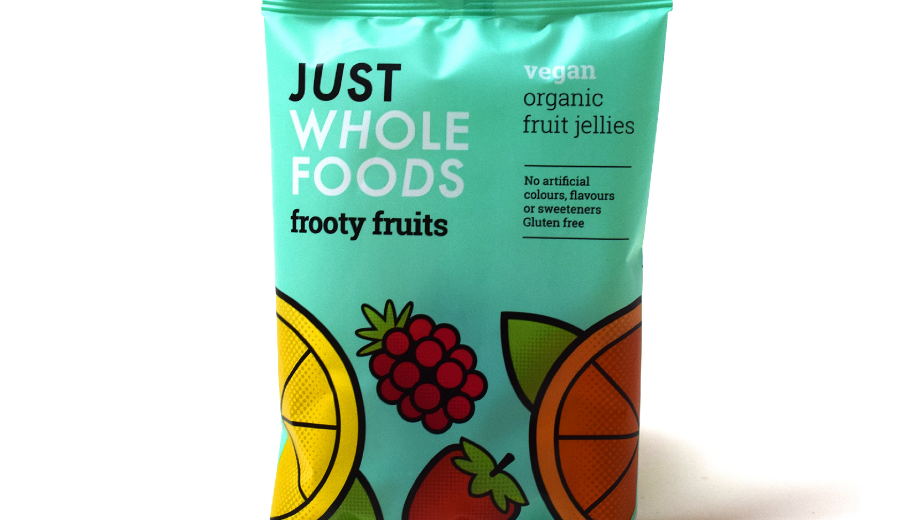 Frooty Fruits Vegan Jellies (100g)
