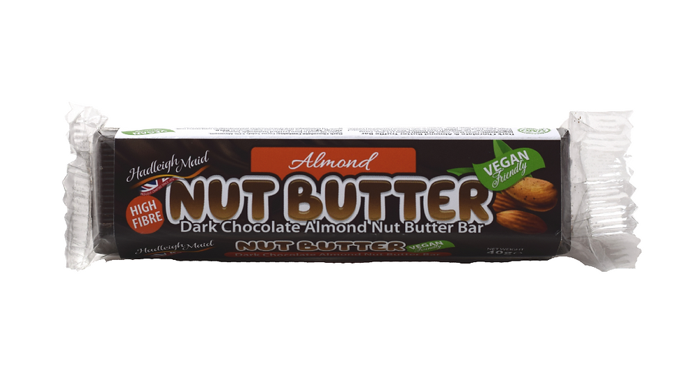 Almond Nut Butter Bar