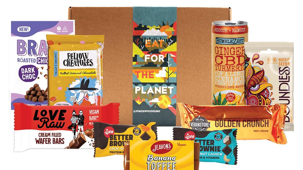 Veganuary Box - Colourful