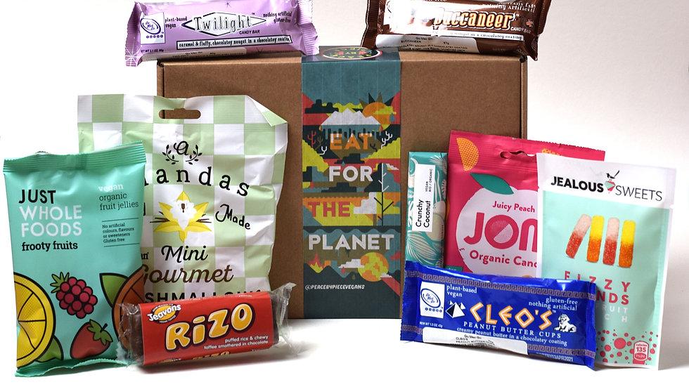 Ultimate Gluten-Free Box Colourful