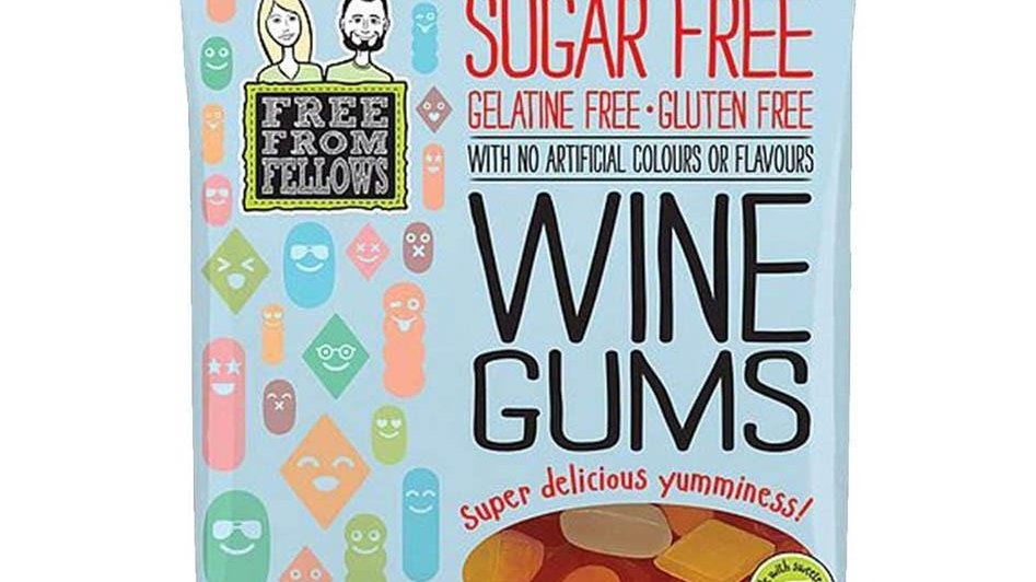 Free From Fellows Wine Gums (100g)