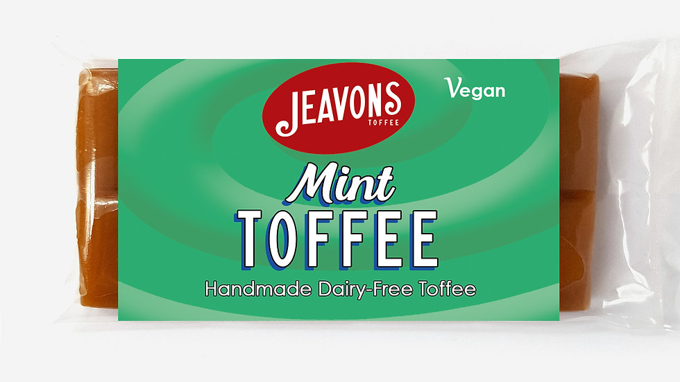 Jeavons Mint Toffee (55g)