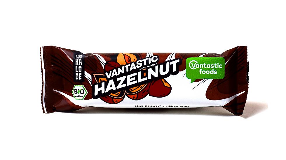Vantastic Hazelnut Candy Bar (40g)