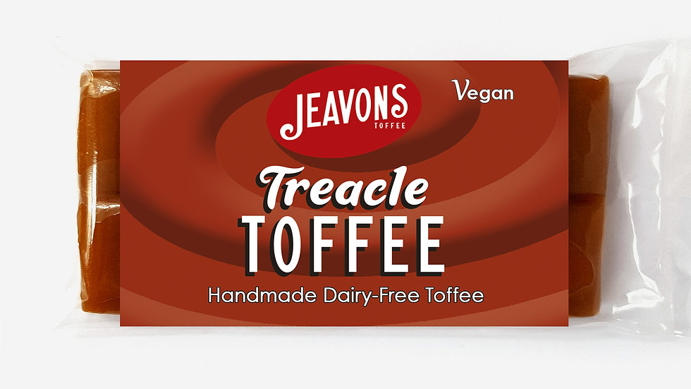 Jeavons Treacle Toffee (55g)