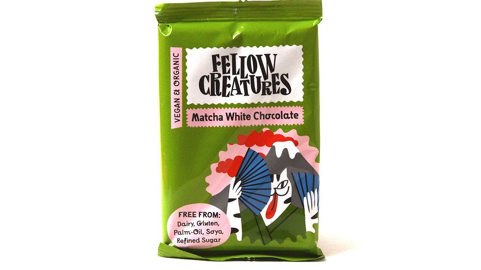 Fellow Creatures Matcha White Chocolate (70g)