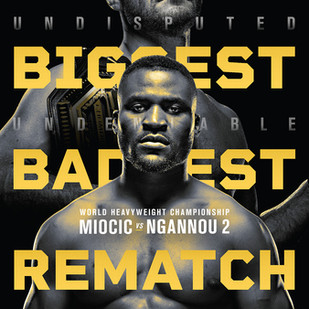 UFC 260: Miocic vs. N'Gannou 2 Fight Predictions