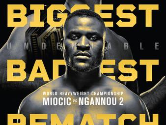 UFC 260: Miocic vs. N'Gannou 2 Fight Predictions