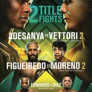 UFC 263: Adesanya vs. Vettori 2 Betting Guide