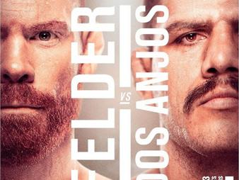 UFC Fight Night: Felder vs. Dos Anjos Picks