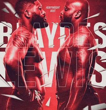 UFC Fight Night: Blaydes vs. Lewis Fight Predictions
