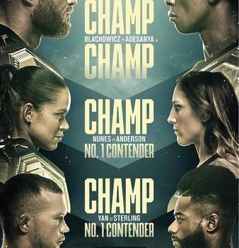 UFC 259: Błachowicz vs. Adesanya Fight Predictions