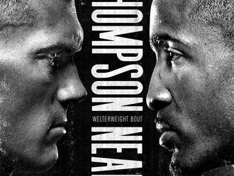 UFC Fight Night: Thompson vs. Neal Predictions
