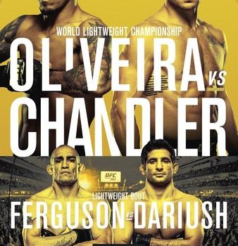 UFC 262: Oliveira vs. Chandler Fight Picks